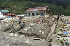 5. Excavation of foundation_Junbesi SS_PW