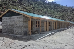 5 room at Khumjung