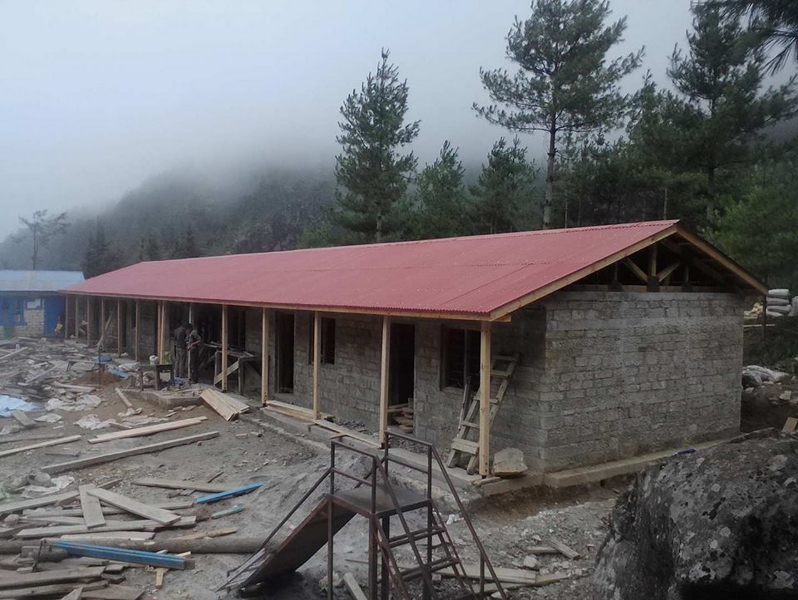 Yubabarsha BS_roofing completed