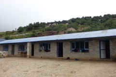 Naamche school repaired