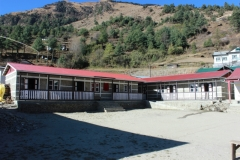 Completed Junbesi School