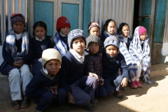Students of Jwalamai School
