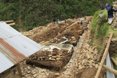 7. Excavation of foundation_Pike SS